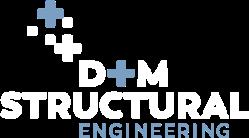 D+M Structrual logo