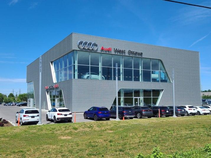 Mark Motors Hunt Club Audi