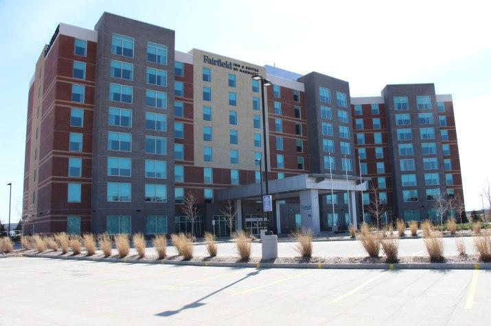 Fairfield Inn & Suites, Ottawa Airport