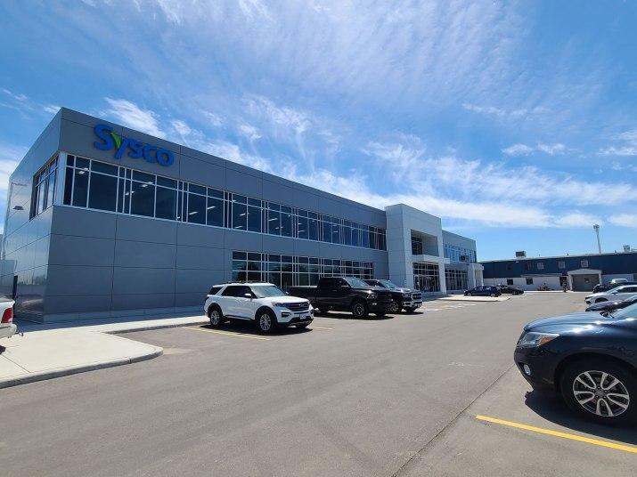 Sysco Distribution facility